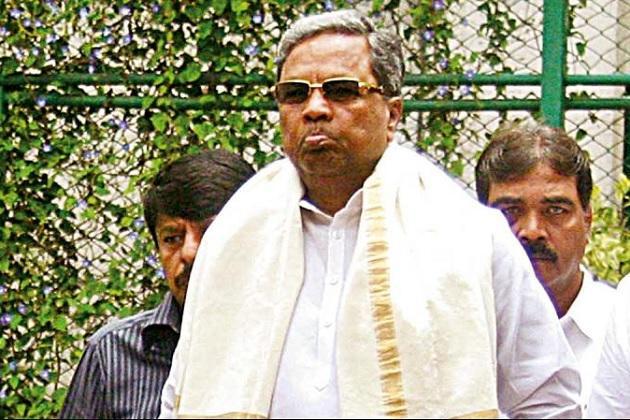 Upset over BJP protest Siddaramaiah calls Mandya top cop useless fellow BJP hits back