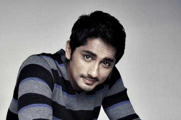 Siddharth has his hands full with four films in his kitty in 2016