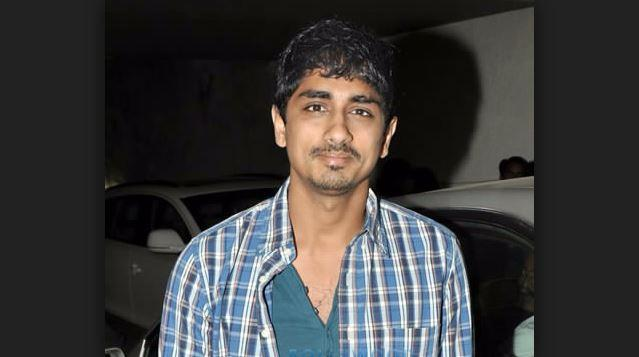 Chennai rains Actor Siddharth says worst is over announces next course of action