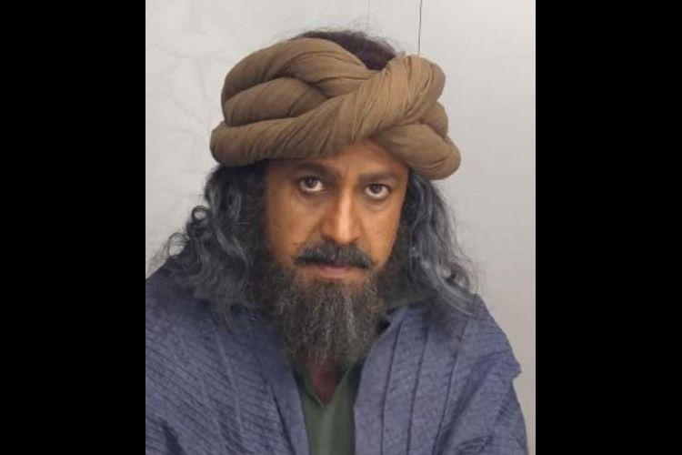 Siddiques look in Marakkar Arabikadalinte Simham revealed