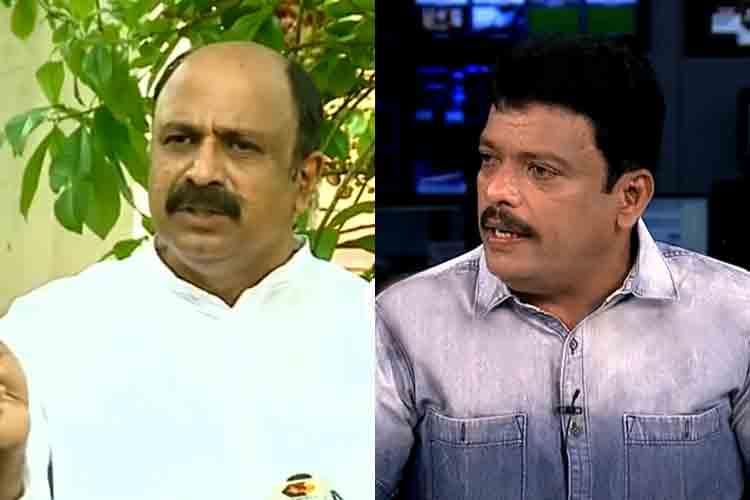 Will the real AMMA please stand up Spokesperson Jagadeesh says Secy Siddique went rogue