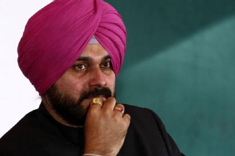 This is homecoming for me Navjot Singh Sidhu