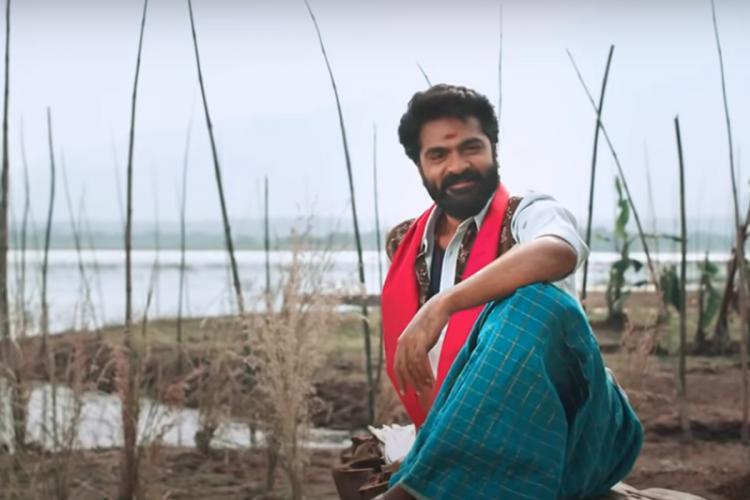 Watch Silambarasans Eeswaran teaser is fun and folksy
