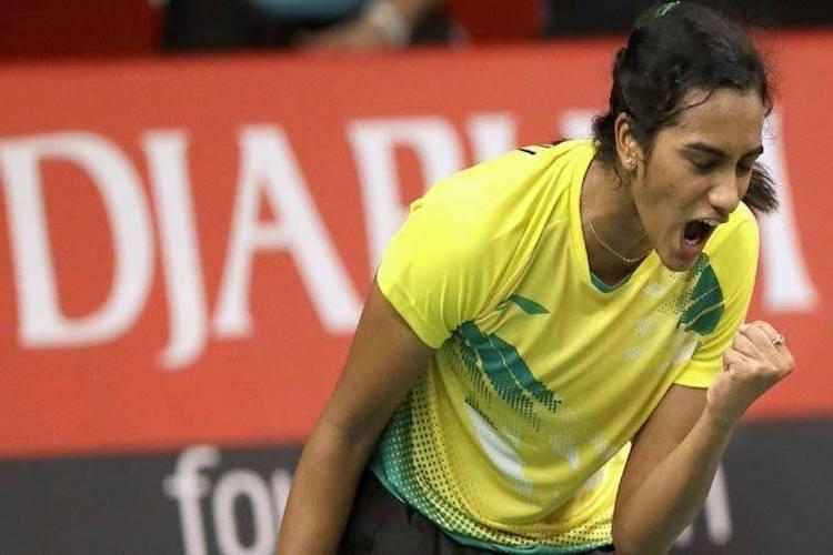 I didnt lose the gold I won the silver PV Sindhu proud of her achievement