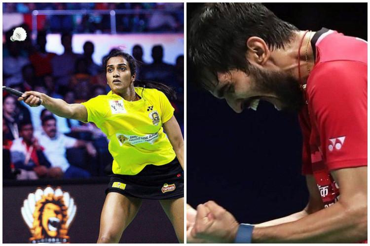 Sindhu Srikanth aim to end 2017 on a high at badminton Superseries Finals in Dubai