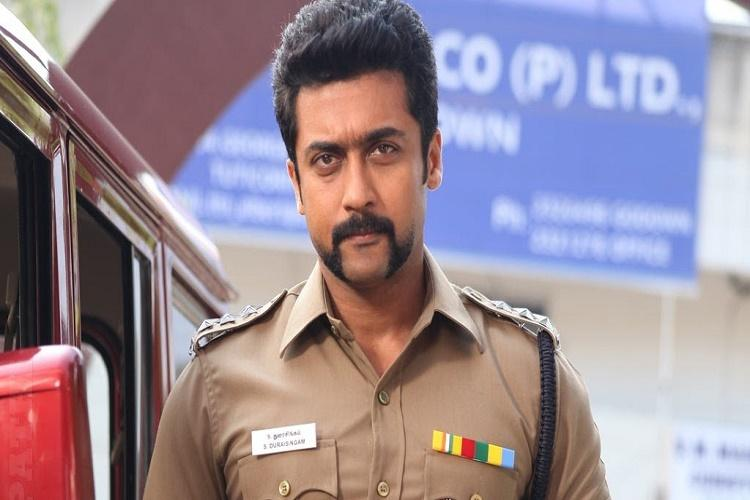 Teaser of Suriyas Singam 3 to be released on Diwali