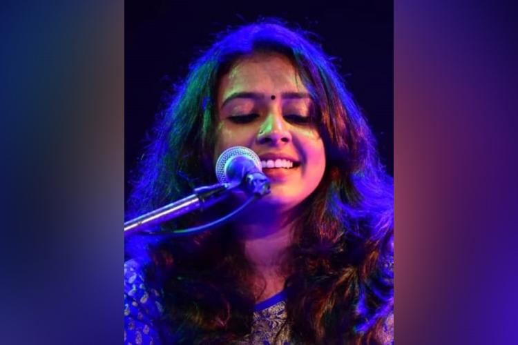 Kerala Singer Sithara who released a new song recently