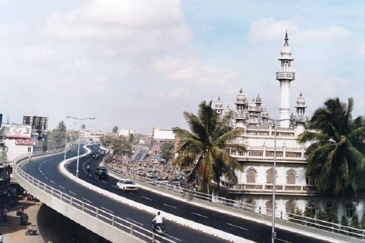 Riddled with potholes Bengalurus Sirsi flyover to be closed for repairs