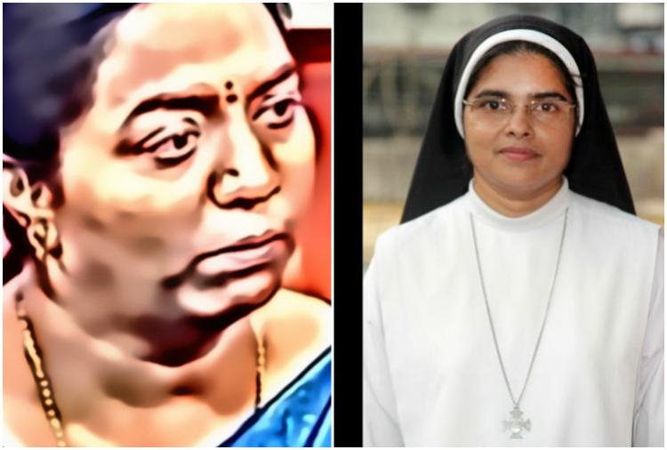 When a mother and a nun take on the church Will the church explain its actions