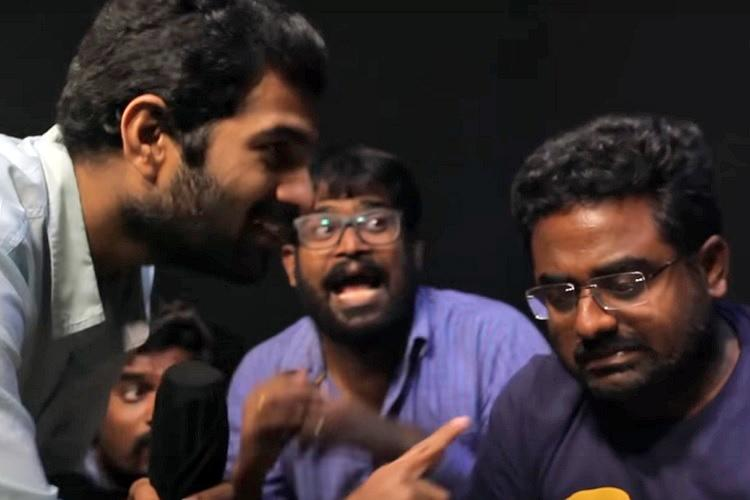 Watch Tamil YouTube channel Temple Monkeys satirises caste pride in standup comedy