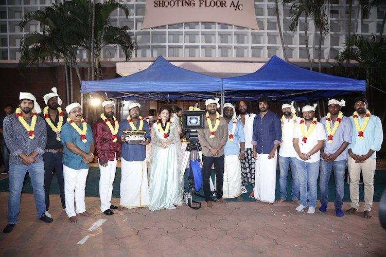 Sivakarthikeyan rolls out his second production