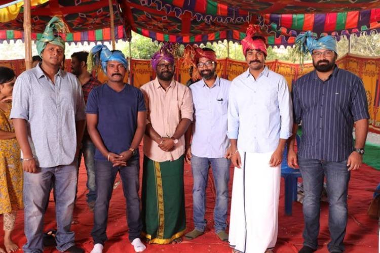 Sivakarthikeyan turns producer for best friend Arunraja Kamarajs directorial debut
