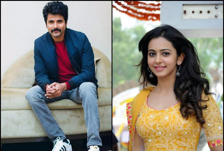 Rakul Preet Singh may team up with Sivakarthikeyan for Ravi Kumars film