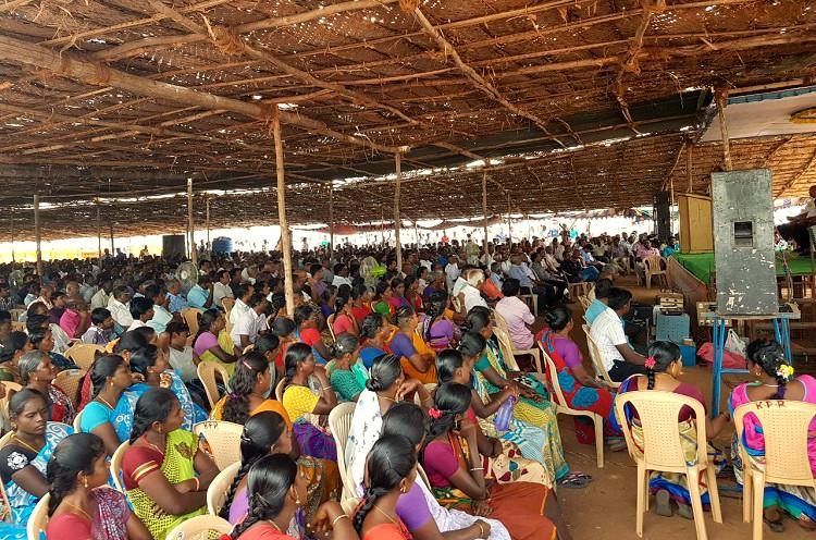 After 25 days of protest Sivakasi firework units withdraw indefinite strike