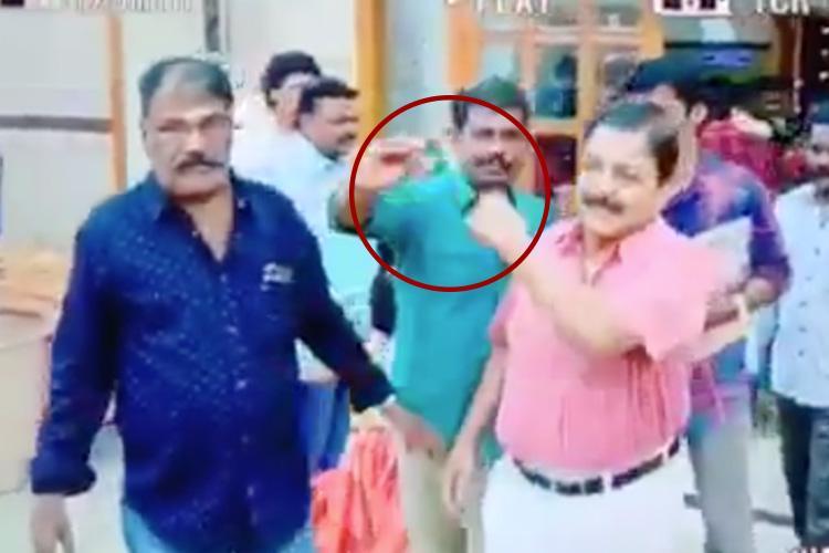 SelfieKillerSivakumar Actor strikes again at selfie-seeking fan inspires hashtag
