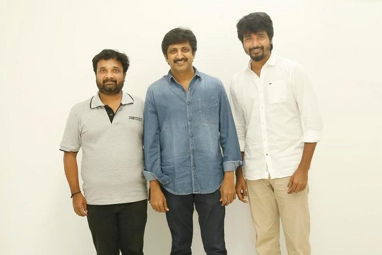 Sivakarthikeyan wraps up Remo shoot moves to next project with Mohan Raja