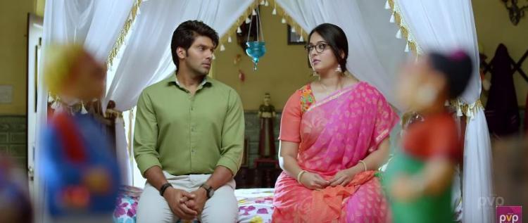Watch teaser When Anushka Shetty turned Size Zero