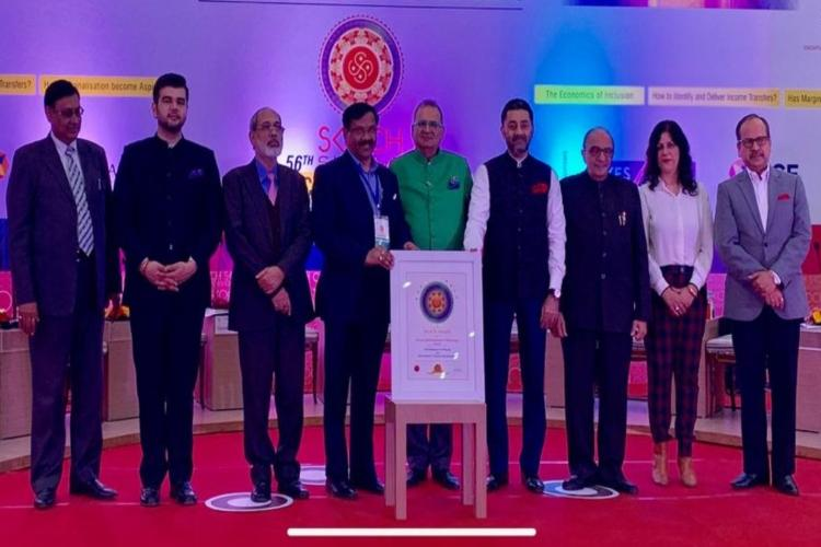 Andhra Pradesh and Telangana win big at Skoch awards 2018