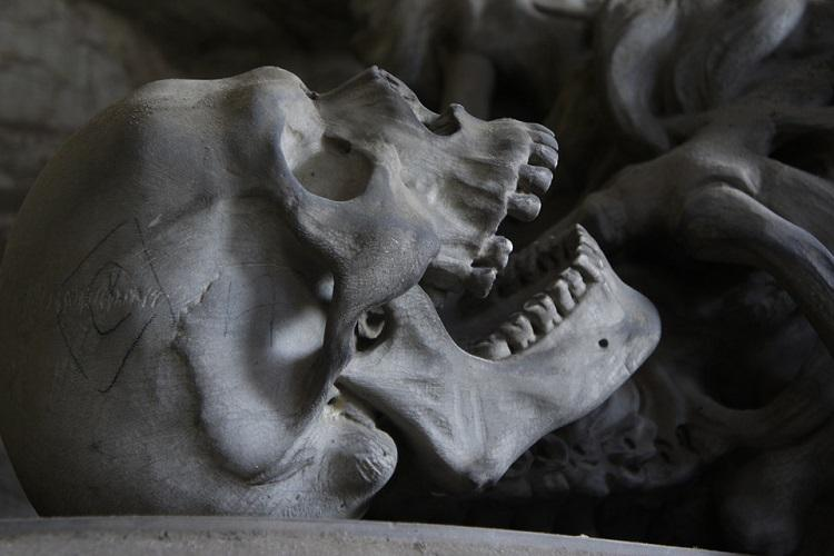 Rights of the dead and the living clash when scientists extract DNA from human remains