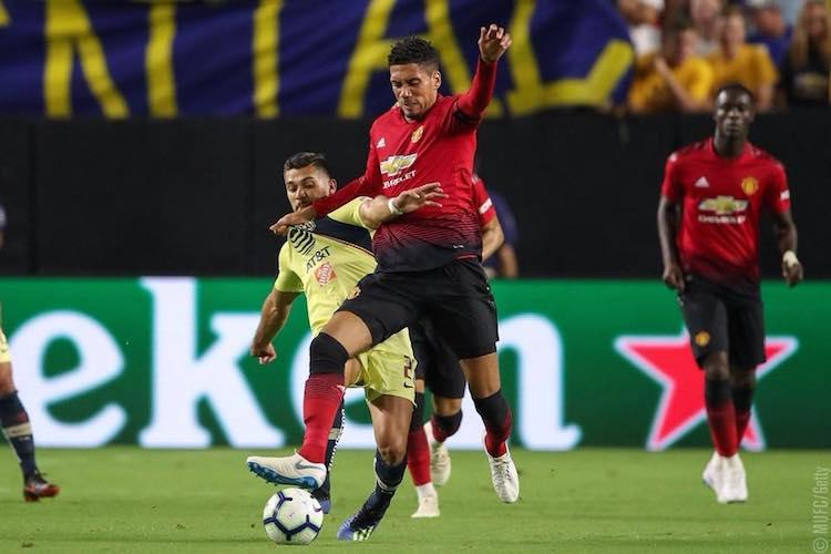 Focusing on Manchester United career not England snub Chris Smalling