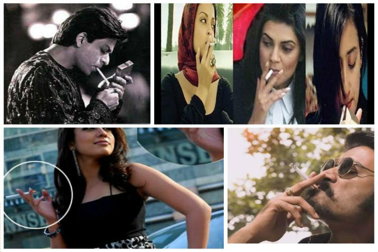 Whats the point of warnings when actors look cool as hell drinking and smoking in films