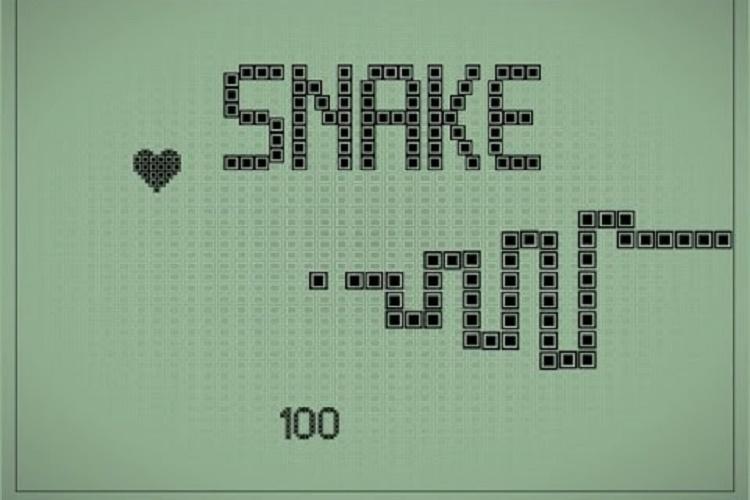 Now play Nokias legendary Snake game on Facebook Messenger