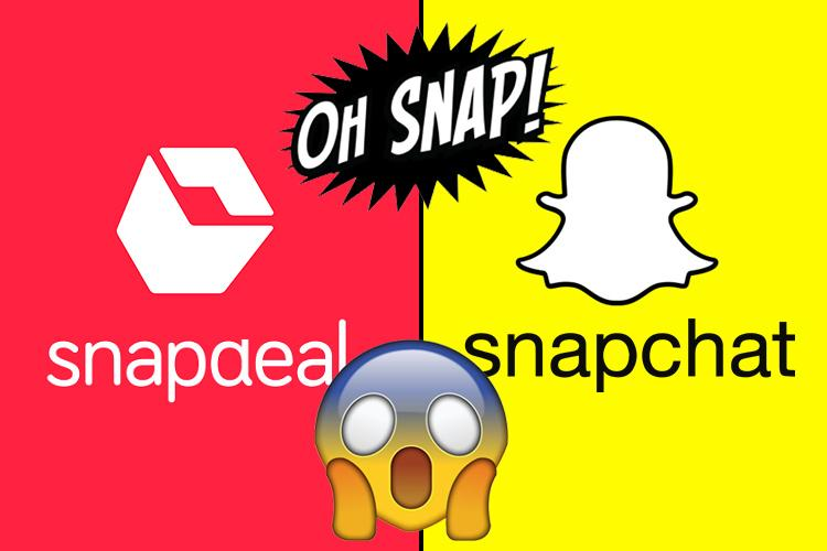 f4104133580 People are down-rating Snapdeal instead of Snapchat and it s ...