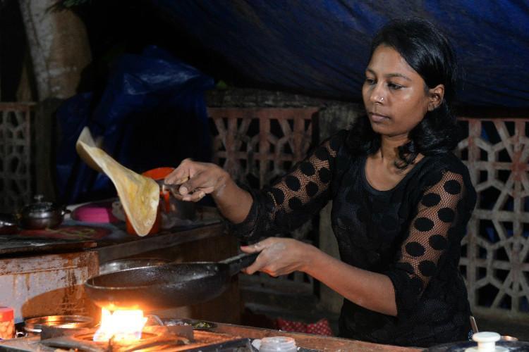 This Kerala University PhD student sells parathas at night to earn a living