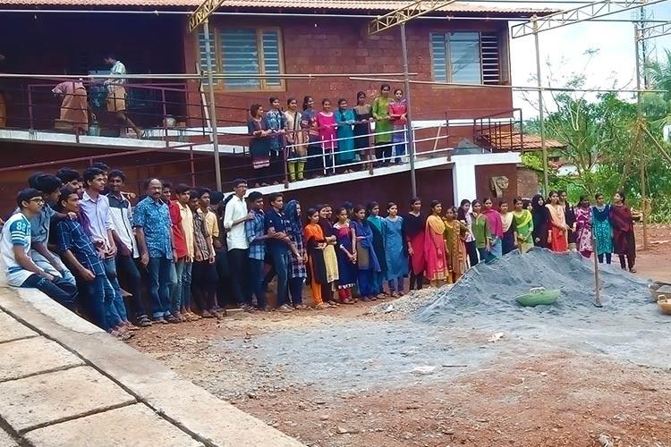 Brick by brick How a care center for Keralas endosulfan victims was built fully from donation