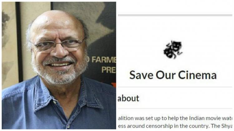 Inspired by SaveTheInternet Redditors start Save Our Cinema to help revamp Censor Board
