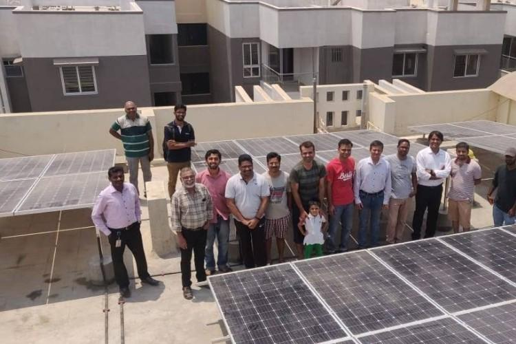 The bright side Meet Bengaluru residents who are turning to solar power