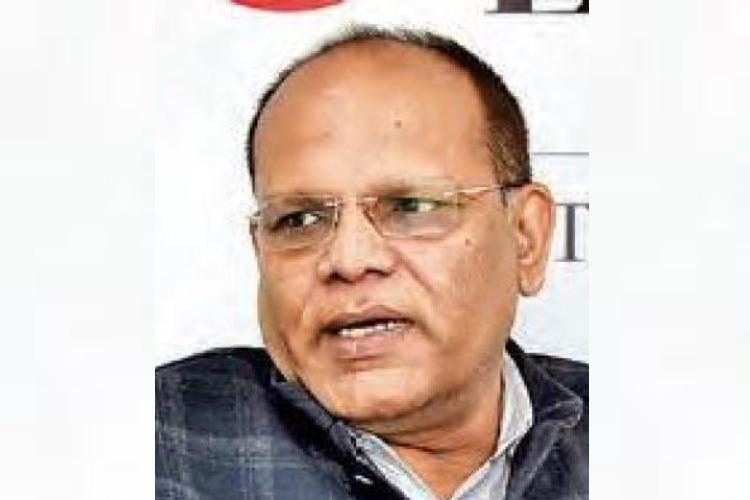 Telangana Chief Secretary Somesh Kumar tests positive for COVID-19
