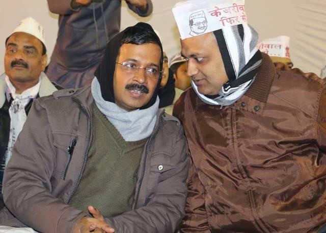 Somnath Bharti should surrender becoming embarrassment for party Arvind Kejriwal