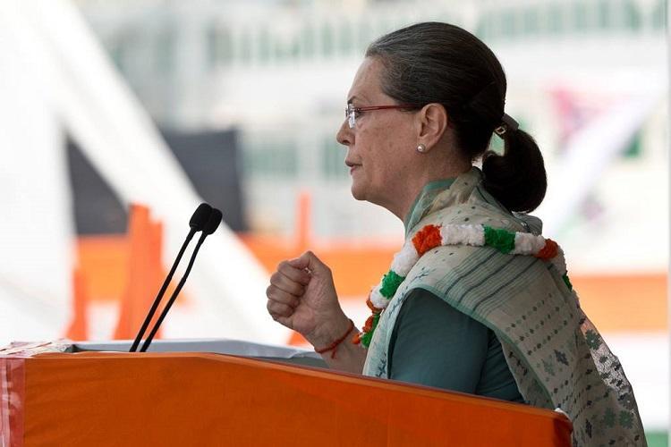 Sonia Gandhi discharged from Delhi hospital after shoulder surgery