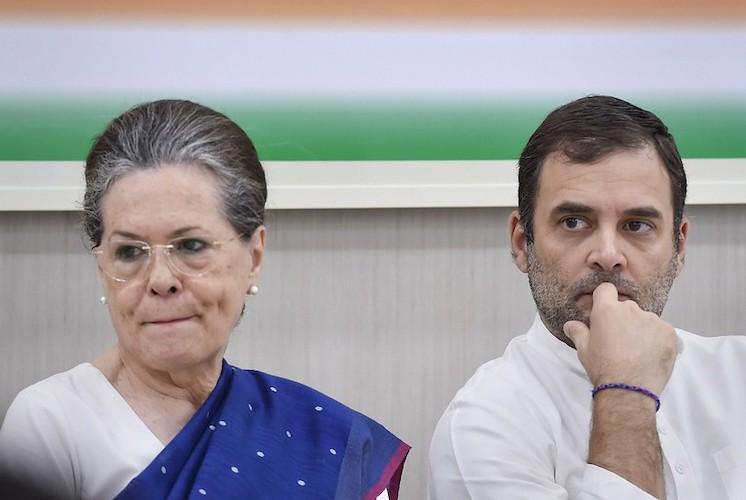 DMK Shiv Sena TMC AAP BSP skip Congress-led Opposition meet on CAA