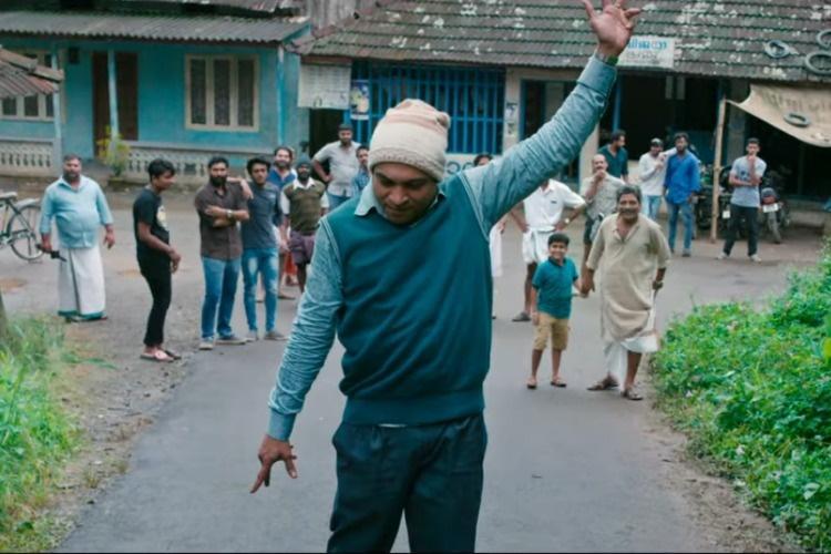 Watch Soubin Shahir is adorable in Ambili teaser