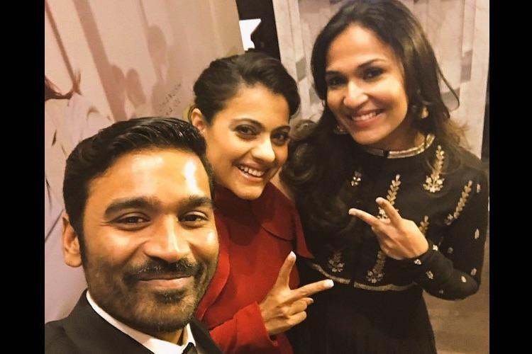 VIP 2 chose me Soundarya on directing the sequel starring Dhanush