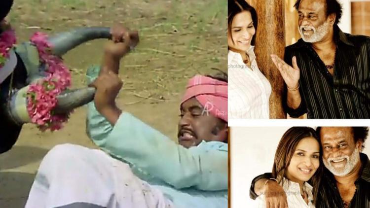 What bull Jallikattu supporters hold Rajini responsible for Soundarya joining the Animal Board