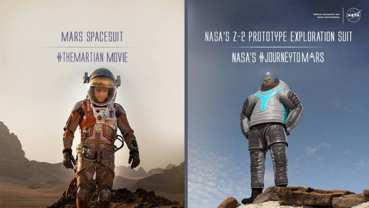 In 5 photographs The technologies used in The Martian are being developed by NASA in real life