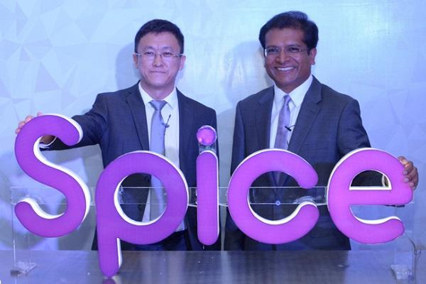 Spice Mobiles makes comeback Launches eight mobiles in JV with China-based Transsion