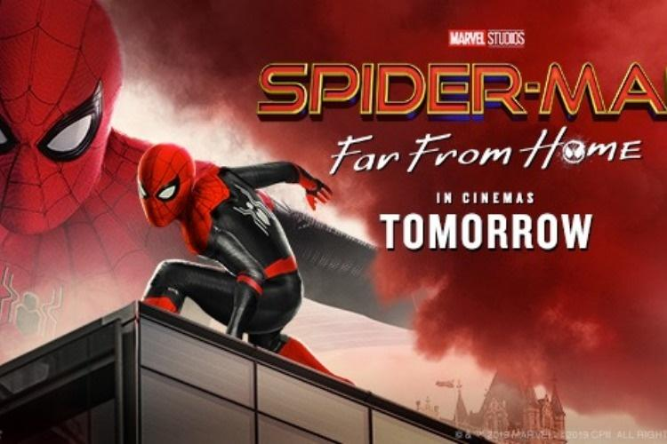 Tamil Rockers site leaks Spider-Man Far from home online ahead of India release