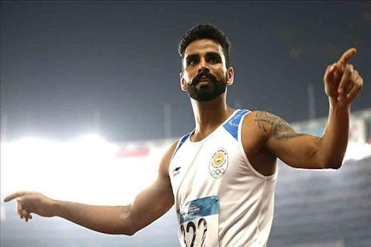 Asiad gold medallist Arpinder becomes 1st Indian to bag medal at IAAF Continental Cup