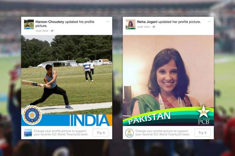 How Indian and Pakistani cricket fans are using Facebook to come together