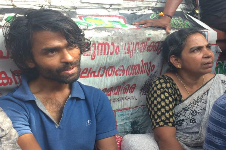 CBI to probe Sreejeevs death brother Sreejith wont call off protest yet