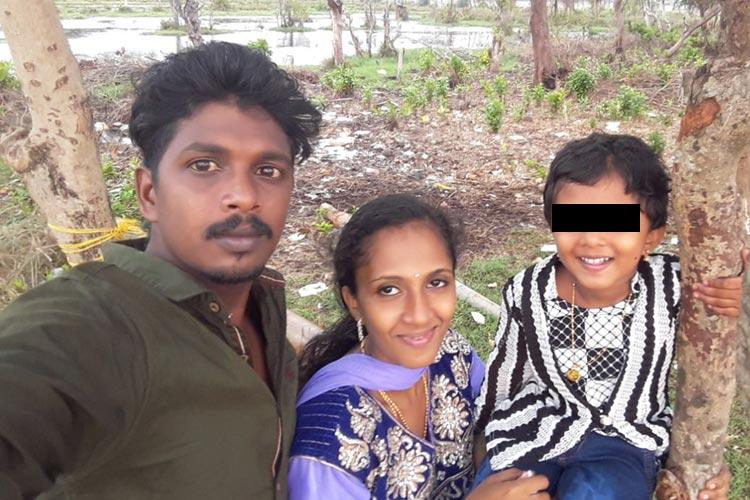 Theyd planned a wedding anniversary party Custodial death victim Sreejiths family