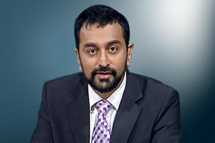 Sreenivasan Jain speaks out against NDTVs decision to take down story on Jay Shah