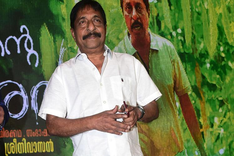 Malayalam actor-director Sreenivasan hospitalised in ICU