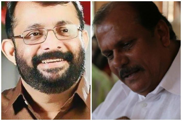 My head hangs in shame Kerala Speaker slams PC George for comments on actor abduction