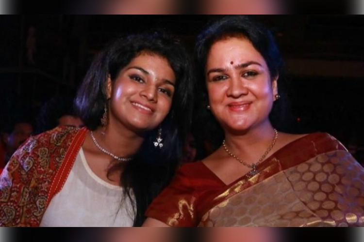 Kalpanas daughter Sreesankhya to debut with Malayalam film