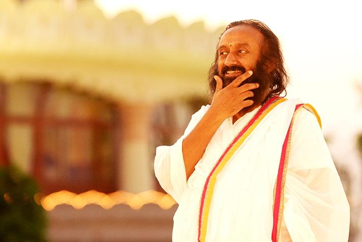 I am a Sri Sri follower heres why I think he is being targeted